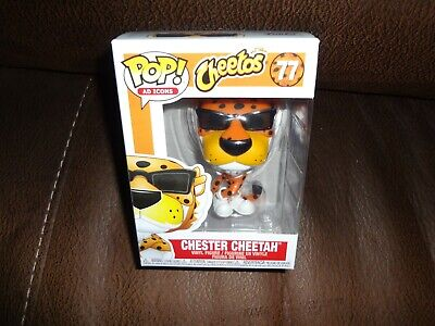 NEW Funko Ad Icons Pop Chester Cheetah #77 from Cheetos