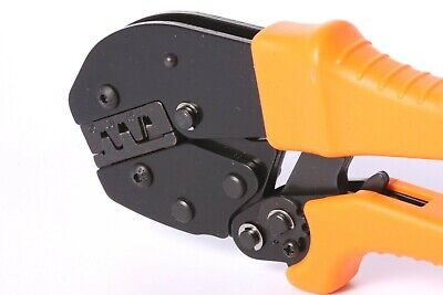 TC-1 Ratcheting Crimper for use with 15/30 and 45 Amp Powerpole Connectors