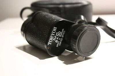Tohyoh Tokyo 8 x 30 monocular with the case