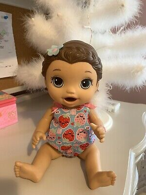 Baby Alive Doll Super Snacks Lily