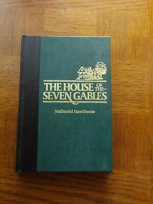 Classic Book The House of the Seven Gables by Nathaniel Hawthorne