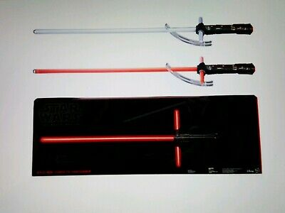 Star Wars Black Series Kylo Ren Lightsaber Force FX Deluxe Prop Replica