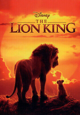 The Lion King - Beyonce Knowles, James Earl Jones (DVD 2019) New And Sealed!