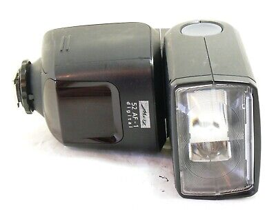 Metz Mecablitz 52 AF-1 Digital shoe mount flash for Canon EOS EXC #35041