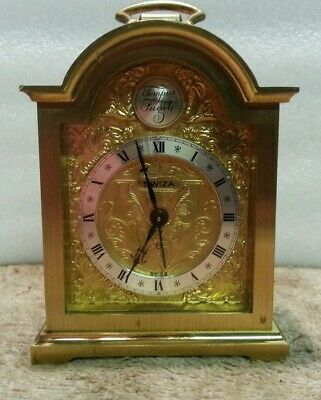 Antique clock Swiza