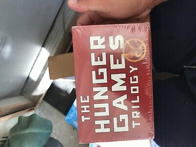 The Hunger Games Trilogy Set Softback Catching Fire Mockingjay Collins
