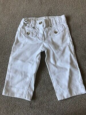 Girls Cropped Trousers Next Age 6