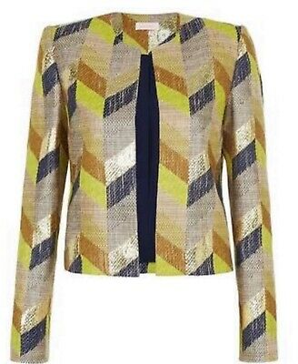 Sass And Bide Jacket Size 38- As New Worn Once