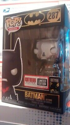 BATMAN BEYOND FUNKO POP! #287  Only available in the numbered box set