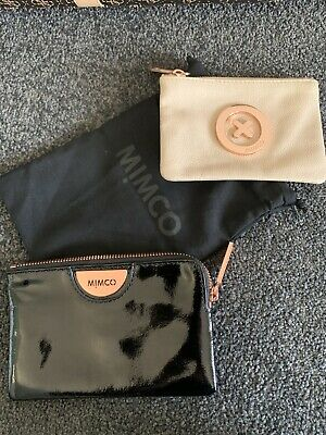 Mimco Echo and Small Pouch