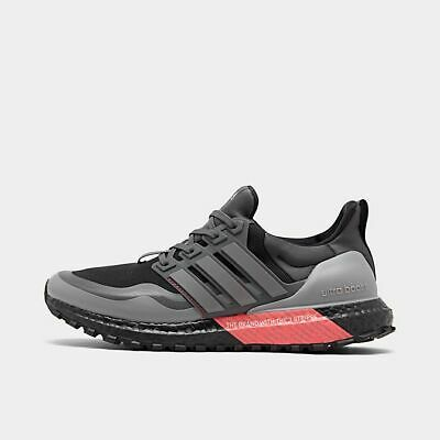 ADIDAS ULTRABOOST ALL TERRAIN MENs RUNNING BLACK - SHOCK RED AUTHENTIC BRAND NEW