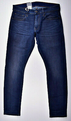 G-Star RAW 3301 Deconstructed Skinny W33 L32 Superstretch Jeans Herrenjeans