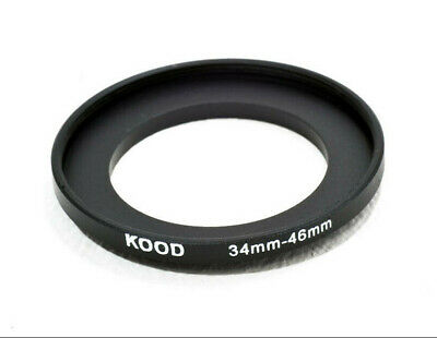 STEP UP ADAPTER 46MM-62MM STEPPING RING 46MM TO 62MM 46-62FILTER ADAPTER