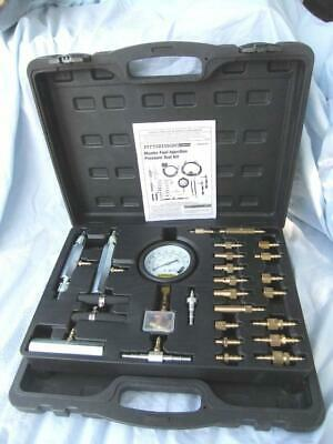 Master Fuel Injection Pressure Test Kit Professional  0-100 Psi #62788 New Other