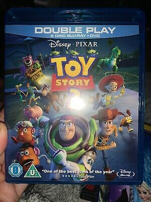 Toy Story 3 (Blu-ray and DVD Combo, 2010, 3-Disc Set)