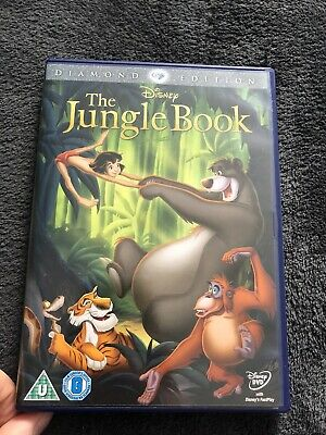 Jungle Book Disney Classic Dvd