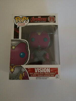 Funko Pop! Marvel Avengers Age of Ultron #71 VISION (Vaulted)