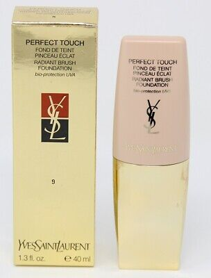 Yves Saint Laurent Perfect Touch Foundation 9