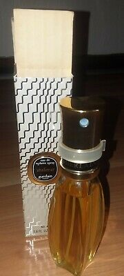 Vintage Shalimar by Guerlain No. 410 1.6 Fl. Oz. Cologne Spray  90% Full