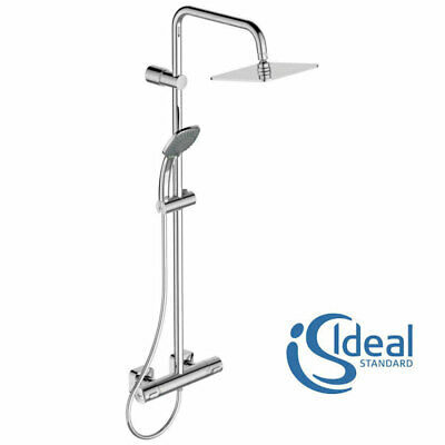 Ideal Standard *Ideal Rain* Cube Shower System Surface Mounted Ceratherm A5833AA