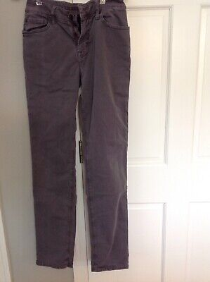 American Eagle Outfitters Men Jeans 28 x 34 Extreme Flex Slim Straight Grey