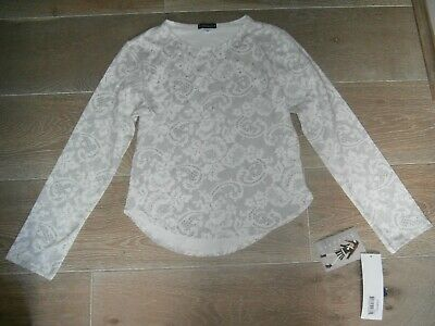 PRETTY NEW KATE MACK TOP, SIZE 14y(small fit)