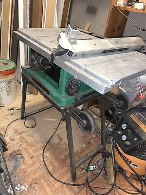 Hitachi Table Saw C10fr Psl007215 199 99 Picclick