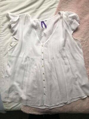 Size 12 Maternity Clothes Bundle