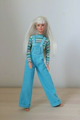 Vintage Barbie 1991 Jointed Articulated VGC