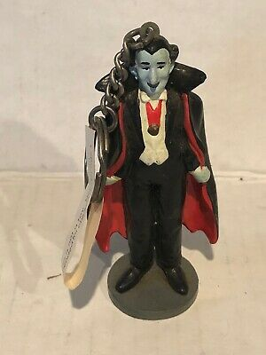 Vintage Collectible 1964 Kayro Vue Munsters Grandpa PVC Ornament Figure Toy