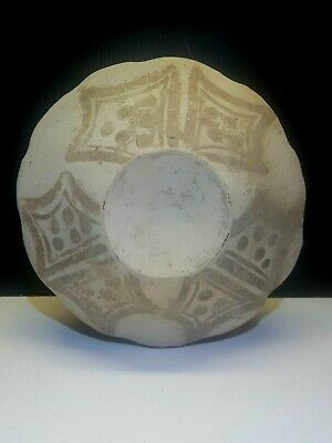 Pre-Columbian Anasazi-Indus Valley Terra Cotta Decorated jar.