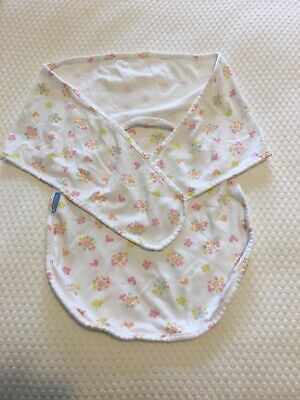 Hearts & Flowers Groswaddle 0-3m