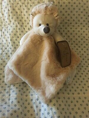 HEDGEHOG Baby Boy Lux Velboa Security Blanket by Hudson Baby BRAND NEW
