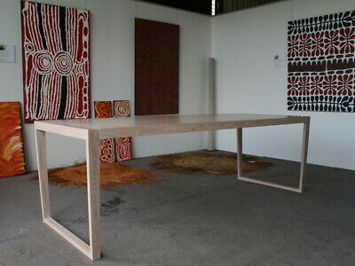 Custom made tables handmade in Noosa