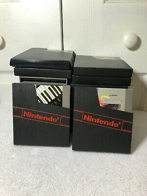Nintendo NES Games- All Cleaned and Tested