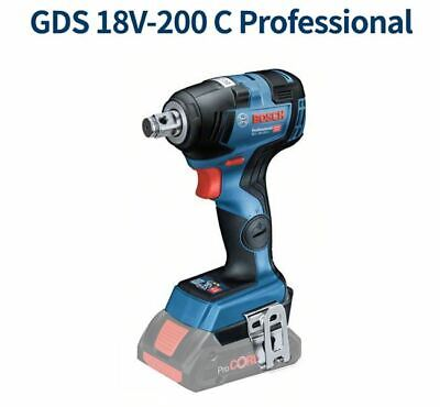 Bosch Professional GDS 18V-200 C Compact lmpact Wrench - Body Only