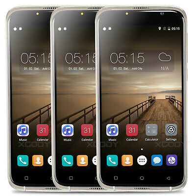 """Cheap 5"""" Unlocked Android 8GB Dual SIM Quad Core Mobile Phone Smartphone 3G GSM"""