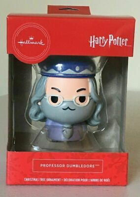 Hallmark Ornament DUMBLEDORE- Harry Potter NEW 2019 Collectible Holiday Keepsake