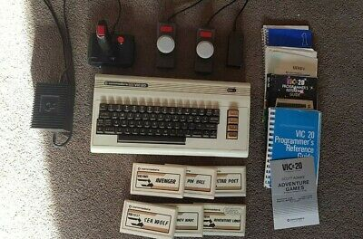 Commodore vic 20 and extras