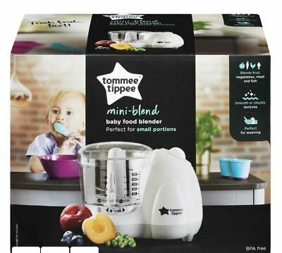 Tommee Tippee Mini Blend - Baby Food Blender