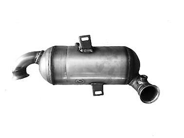 Roetfilter DPF Peugeot 207 1.4 HDI 02/2006- 1612024080 9677468180