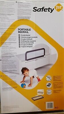 Safety 1st Portable Bed Rail / Guard - used in box