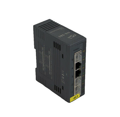 Icp the NS-205 5 Port Industrial Ethernet Switch