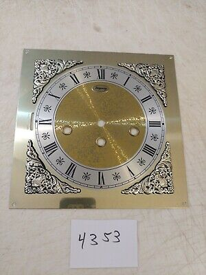 Franz Hermle Westminster Chime Clock  Dial From Bracket Mantle Clock