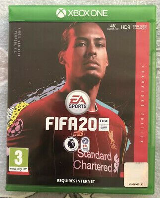 Fifa 20 Champions Edition Xbox One Excellent Condition