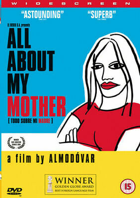 All About My Mother (DVD) (2000) Penelope Cruz