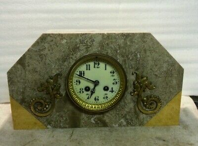 Antique french clock japy freres.