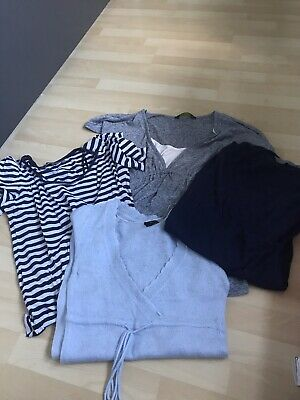 Maternity Tops Bundle Size 12 - 14 H&M New Look Mothercare