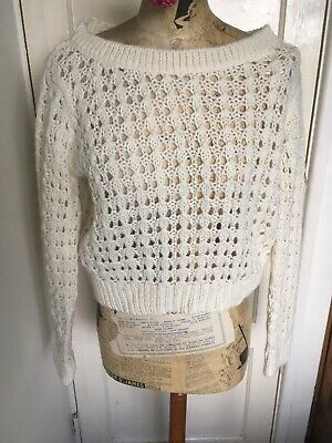 H&M Crop Style Jumper Size 10 Brand New With Tags.