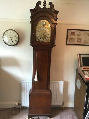 Antique Mahogany long case clock    Private Sale. London Maker .